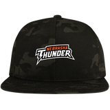 Nebraska Thunder | Street Gear | Embroidered Snapback Hat