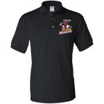 Kansas City Wranglers | Street Gear | Embroidered Jersey Polo Shirt