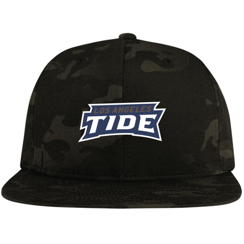 Los Angeles Tide | Street Gear | Embroidered Snapback Hat