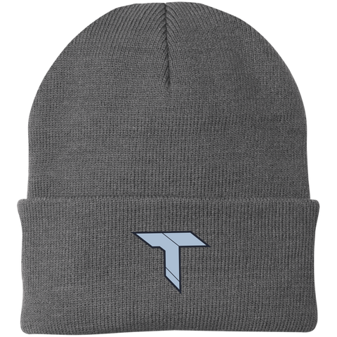 TempZ | Street Gear | Embroidered Knit Cap