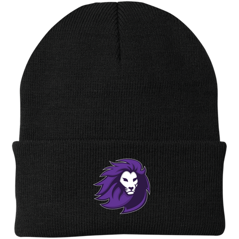 Lions Esports | Street Gear | Embroidered Knit Cap