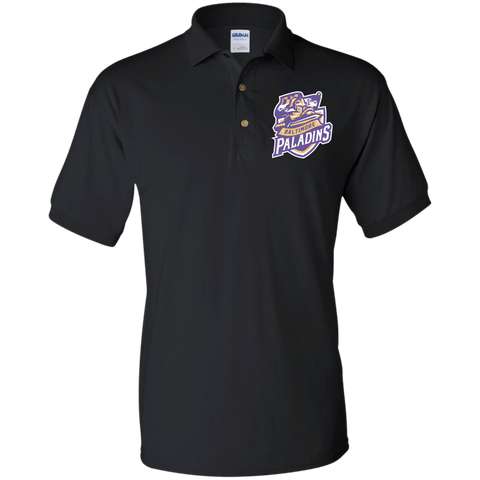 Baltimore Paladins | Street Gear | Embroidered Jersey Polo Shirt