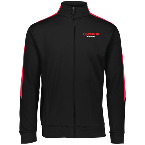 8Second Gaming | Street Gear | Embroidered Performance Colorblock Full Zip