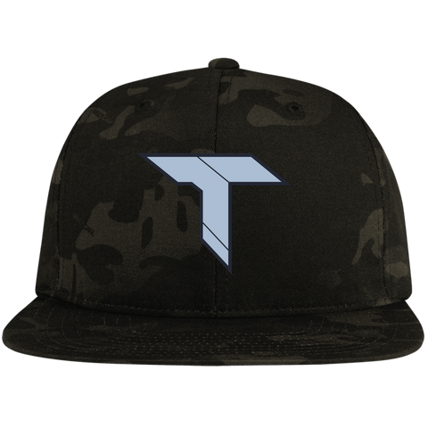 TempZ | Street Gear | Embroidered Snapback Hat