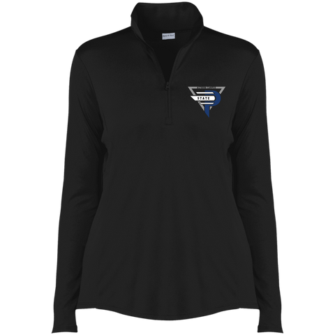 Esports at Penn State Altoona | Street Gear | Embroidered Ladies' Competitor 1/4-Zip Pullover