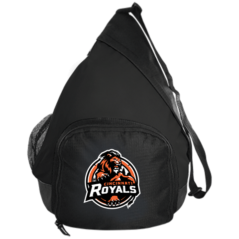 Cincinnati Royals | Street Gear | Embroidered Active Sling Pack