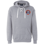 Denver Mountaineers | Street Gear | Embroidered Heavyweight Sport Lace Hoodie