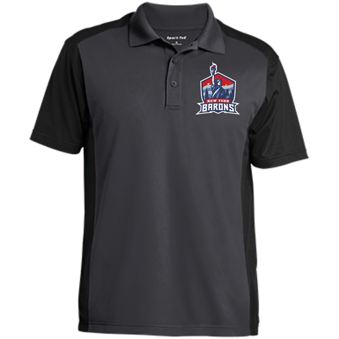 New York City Barons | Street Gear | Embroidered Sport-Wick Polo