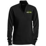 Fuzion | Street Gear | Embroidered Ladies' 1/4 Zip Sweatshirt