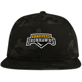 Pittsburgh Ironhawks | Street Gear | Embroidered Snapback Hat