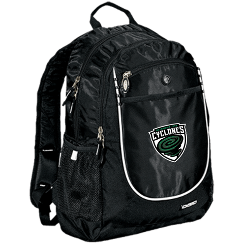 Oklahoma City Cyclones | Street Gear | Embroidered Rugged Bookbag