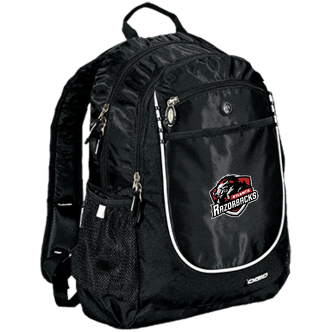 Atlanta Razorbacks | Street Gear | Embroidered Rugged Bookbag