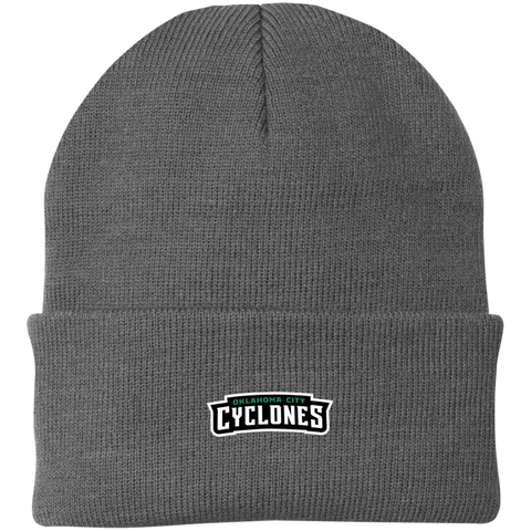 Oklahoma City Cyclones | Street Gear | Embroidered Knit Cap
