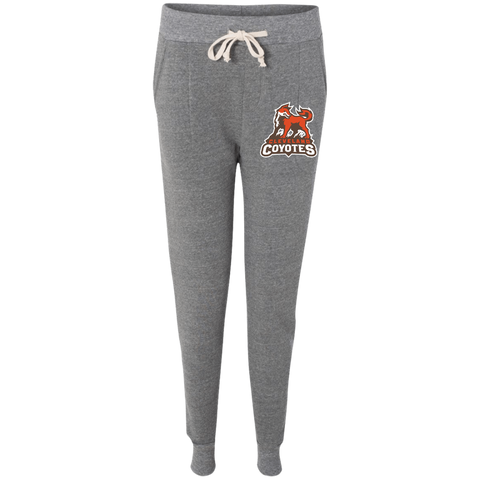 Cleveland Coyotes | Street Gear | Embroidered Ladies' Fleece Jogger