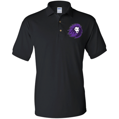 Lions Esports | Street Gear | Embroidered Jersey Polo Shirt