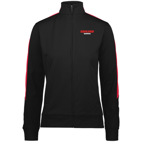 8Second Gaming | Street Gear | Embroidered Ladies' Performance Colorblock Full Zip