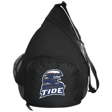 Los Angeles Tide | Street Gear | Embroidered Active Sling Pack