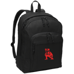 8Second Gaming | Street Gear | Embroidered Basic Backpack