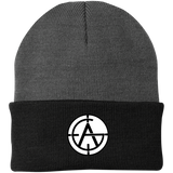 Aimless Gaming | Street Gear | Embroidered Knit Cap