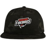 Detroit Firebirds | Street Gear | Embroidered Snapback Hat