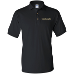 Oakland University Rocket League Club | Street Gear | Embroidered Jersey Polo Shirt