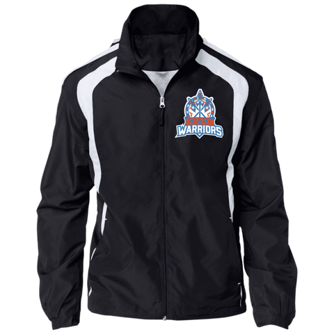 Miami Warriors | Street Gear | Embroidered Jersey-Lined Jacket