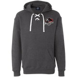 Atlanta Razorbacks | Street Gear | Embroidered Heavyweight Sport Lace Hoodie