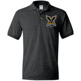 Pittsburgh Ironhawks | Street Gear | Embroidered Jersey Polo Shirt