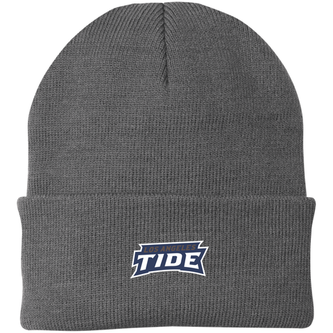Los Angeles Tide | Street Gear | Embroidered Knit Cap