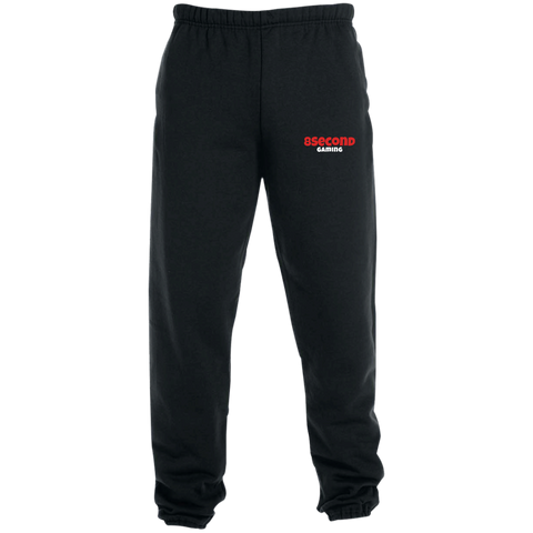 8Second Gaming | Street Gear | Embroidered Sweatpants with Pockets