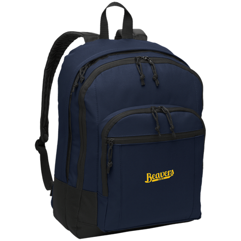 BVU Esports | Street Gear | Embroidered Navy Basic Backpack