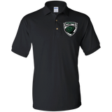 Oklahoma City Cyclones | Street Gear | Embroidered Jersey Polo Shirt