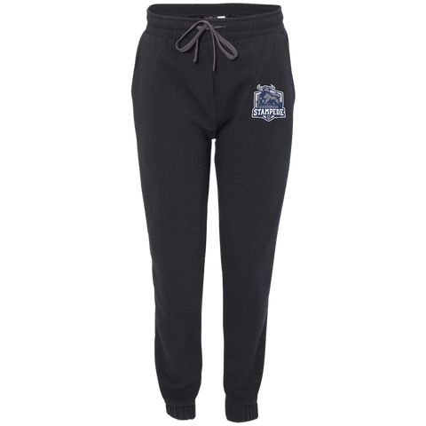 Dallas Stampede | Street Gear | Embroidered Adult Fleece Joggers
