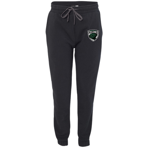 Oklahoma City Cyclones | Street Gear | Embroidered Adult Fleece Joggers