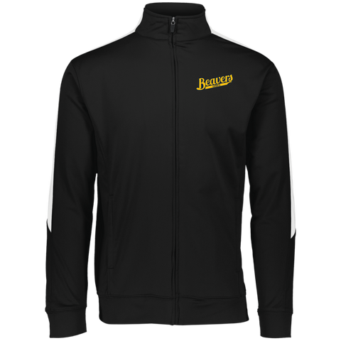 BVU Esports | Street Gear | Embroidered Performance Colorblock Full Zip