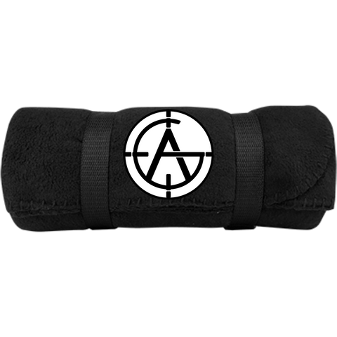 Aimless Gaming | Street Gear | Embroidered Fleece Blanket