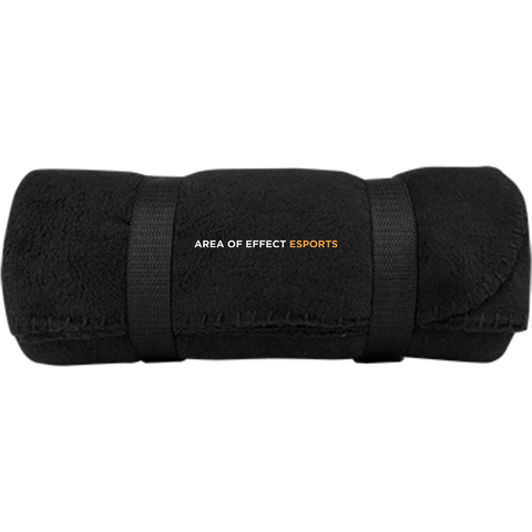 Area of Effect Esports | Street Gear | Fleece Blanket [Embroidered]