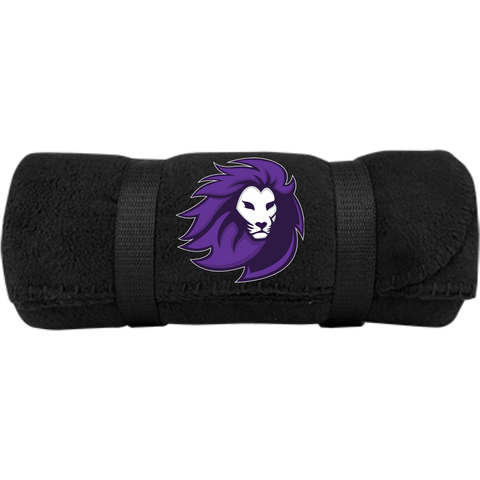 Lions Esports | Street Gear | Embroidered Fleece Blanket