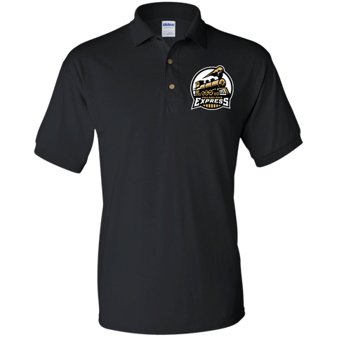 Philadelphia Express | Street Gear | Embroidered Jersey Polo Shirt