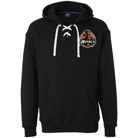 Cincinnati Royals | Street Gear | Embroidered Heavyweight Sport Lace Hoodie