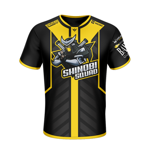 Shinobi Squad Alternate Jersey