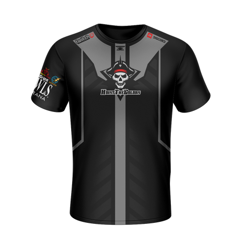 Hoist The Colors Black Jersey