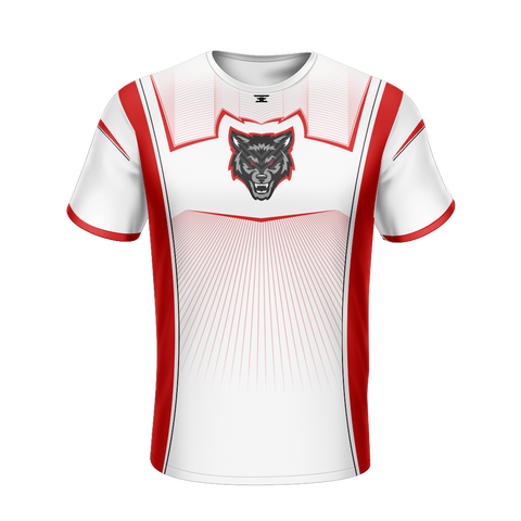 The Wolf Pack Jersey [White]