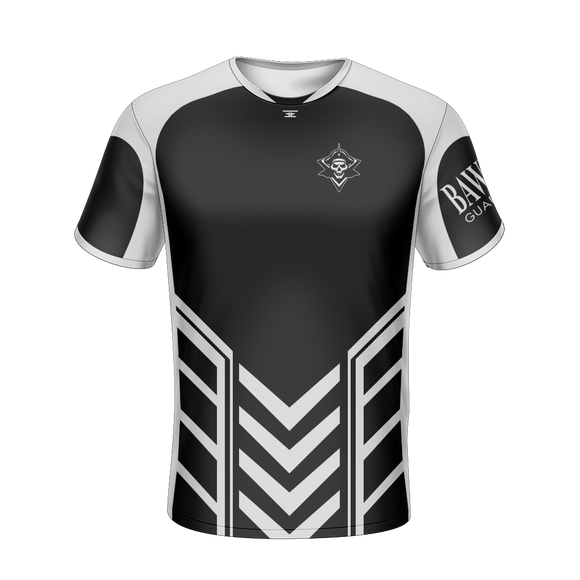 Hoist The Colors Pro Black Jersey
