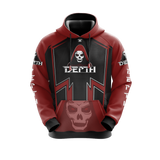 Depth Nation Pro-Hoodie
