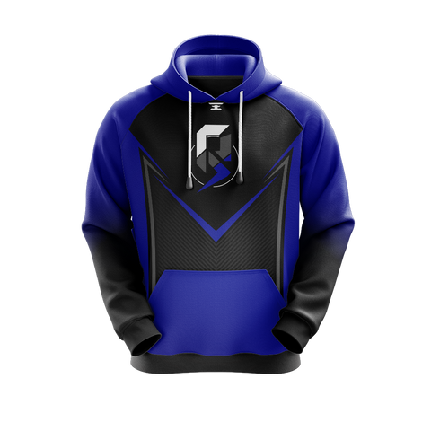 Power Rage Success Pro-Hoodie