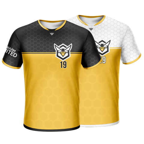 Swarm United Reversible Jersey