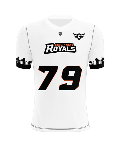 Cincinnati Royals Away Jersey