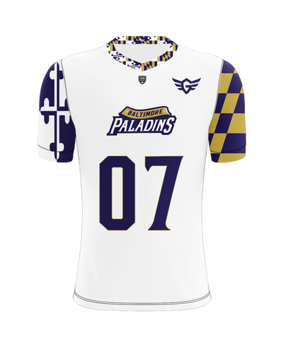 Baltimore Paladins Away Jersey