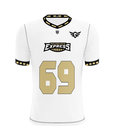 Philadelphia Express Away Jersey